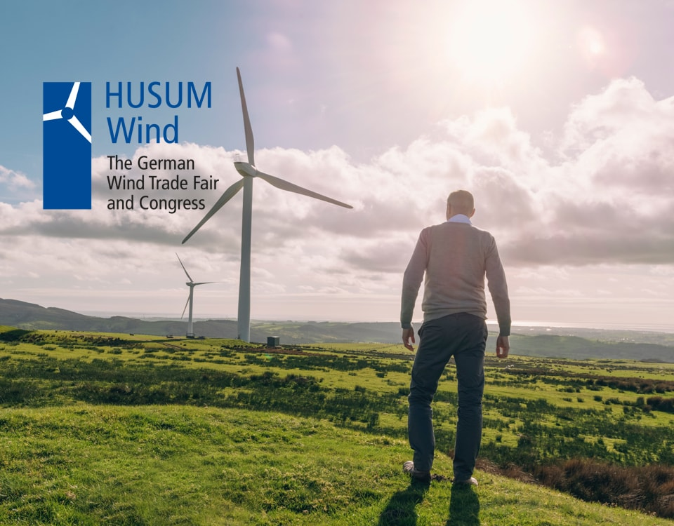 Momentum attending Husum Wind 2017