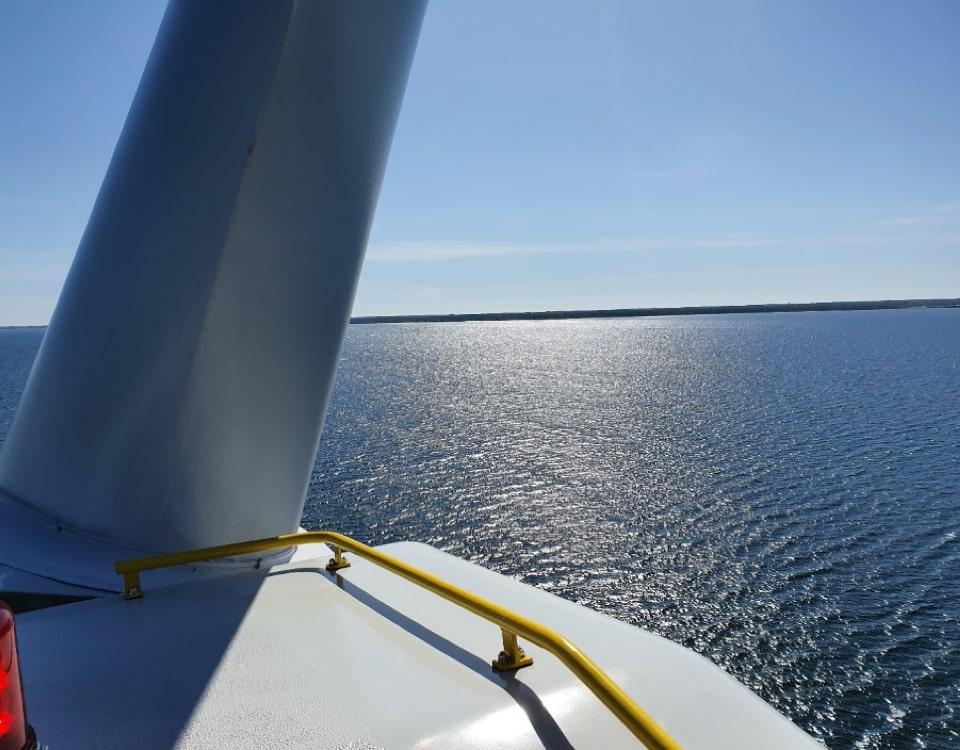 nspection of Offshore Windfarm Bockstigen-min