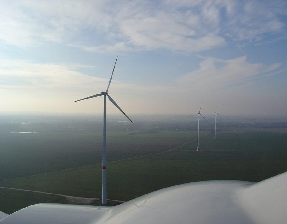 Egeln Wind Turbines